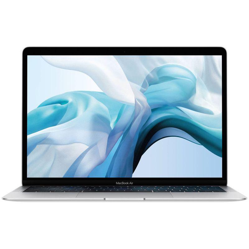 """Apple MacBook Air 2019 Intel Core i5 1.6GHz, 8GB, SSD 256GB, Touch ID, Retina 13,3"""" - Prata MVFL2 Prateado"""