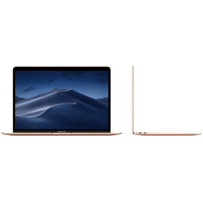 "Apple MacBook Air 2019 Intel Core i5 1.6GHz, 8GB, SSD 256GB, Touch ID, Retina 13,3"" - Dourado MVFN2"