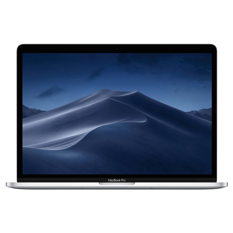 "Apple MacBook Pro 2019 Intel Core i5 1.4GHz, 8GB, SSD 256GB, Touch Bar, Retina 13,3"" - Prata MUHR2"