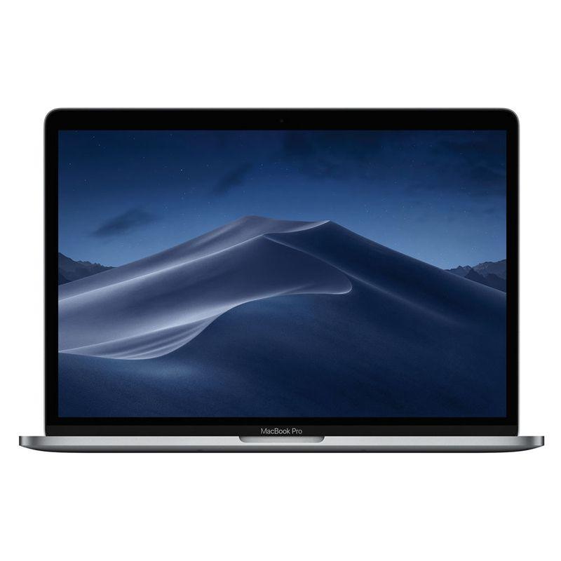 "Apple Macbook Pro 2019 Intel Core i5 2.4GHz, 8GB, SSD 512GB, Touch Bar, Retina 13,3"" - Cinza Espacial MV972"