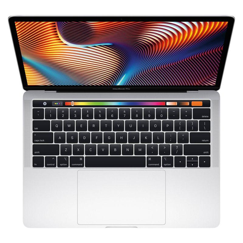 "Apple Macbook Pro 2019 Intel Core i5 2.4GHz, 8GB, SSD 512GB, Touch Bar, Retina 13,3"" - Prata MV9A2"
