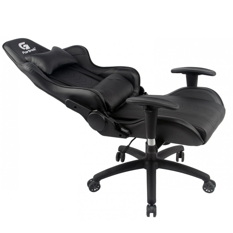 Cadeira Gamer Black Hawk Preto Fortrek
