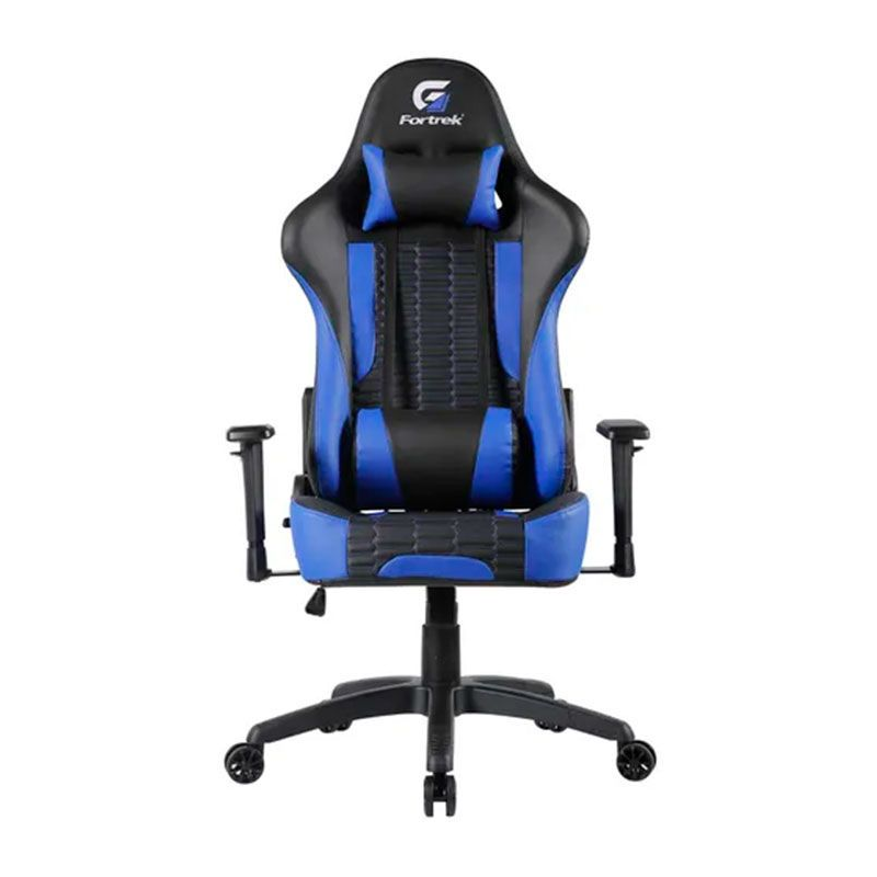 Cadeira Gamer Cruiser Preto/Azul Fortrek