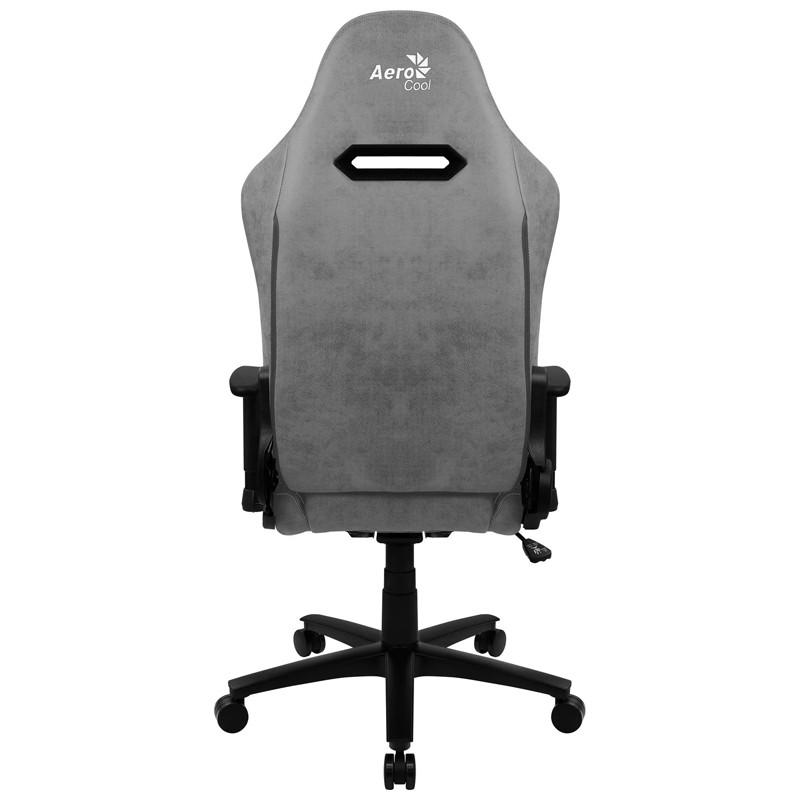 Cadeira Gamer Duke Tan Grey Aerocool Cinza/Marrom