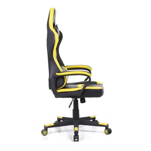 Cadeira Gamer PCTop Elite 1010 Amarela