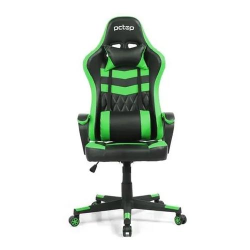 Cadeira Gamer PCTop Elite 1010 Verde