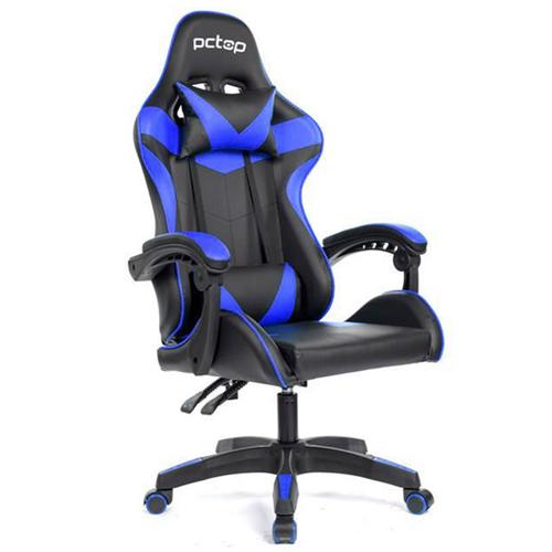 Cadeira Gamer PCTop Strike 1005 Azul