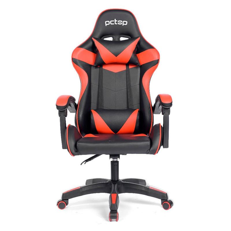 Cadeira Gamer PCTop Strike 1005 Vermelha