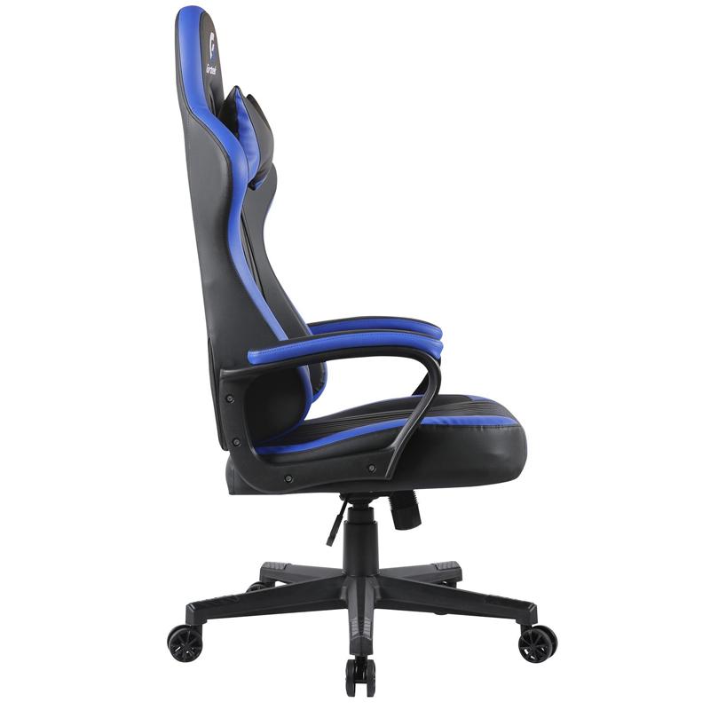 Cadeira Gamer Vickers Preto/Azul Fortrek
