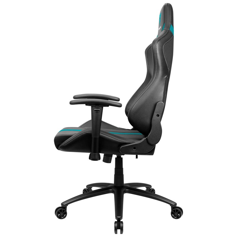 Cadeira Gamer YC3 Preto/Ciano ThunderX3