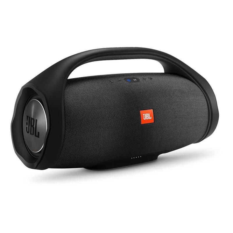 Caixa de Som JBL Boombox - Portátil, Prova d'àgua, Bluetooth - Preto