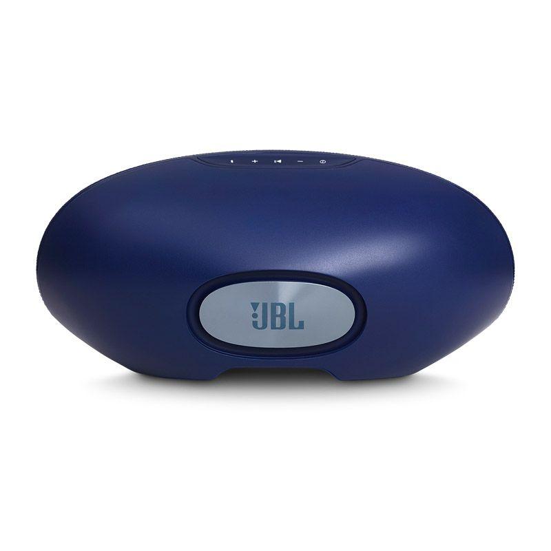 Caixa de Som JBL Playlist 150 – Ativado por voz, Assistente Google, Bluetooth, Wifi - Azul