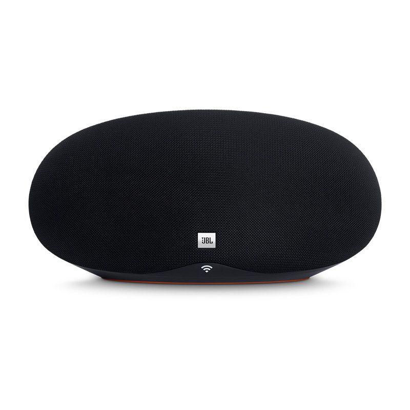 Caixa de Som JBL Playlist 150 – Ativado por voz, Assistente Google, Bluetooth, Wifi - Preta