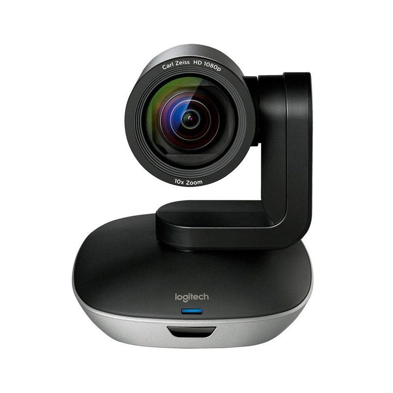 Câmera Videoconferência Logitech Group - HD 1080p, Viva voz, Full Duplex