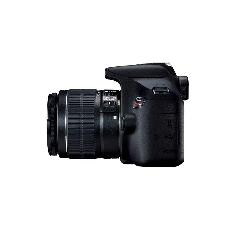 Canon EOS Rebel T7 + Kit EF-S 18+135mm IS II BR - 24.1MP