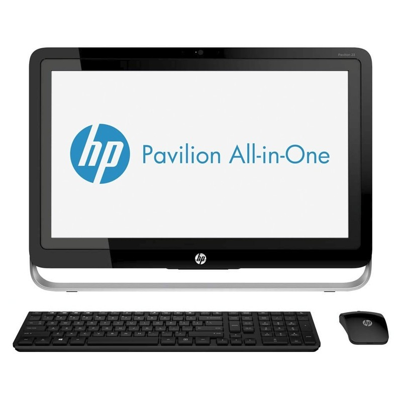 Computador All in One HP Pavilion 23 - Intel Core i5 vPro, Placa de Vídeo GeForce de 2GB, HD de 500GB 7200 RPM, 4GB memória, Tela Full HD de 23