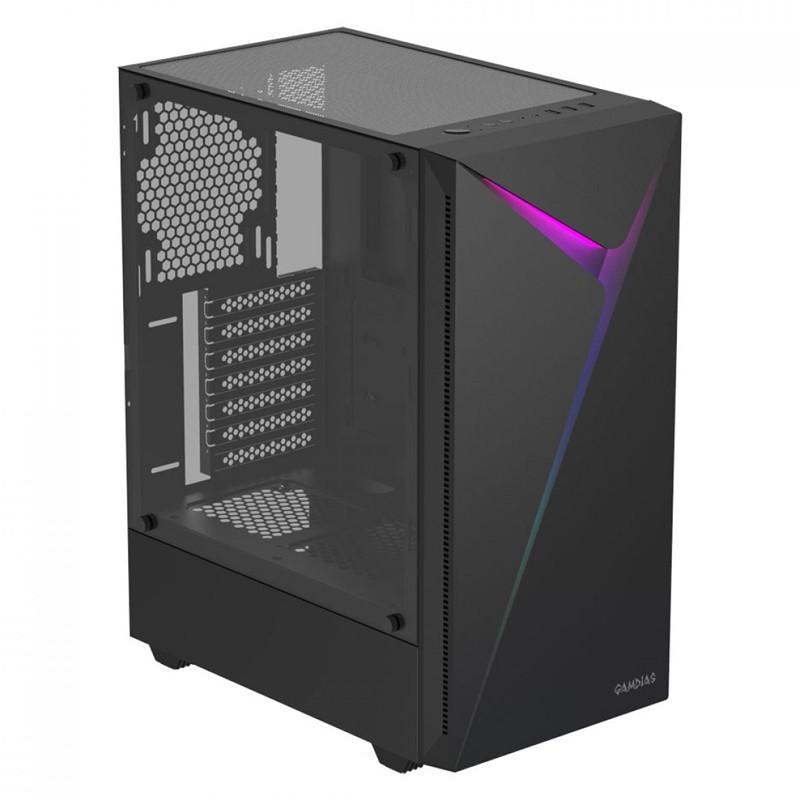 Computador Gamer - AMD Ryzen 5 3500, Memória 8GB , HD 1TB,  GeForce GTX1650 4GB, Fonte 500W 80 Plus