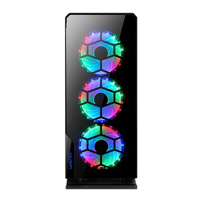 Computador Gamer - Amd Ryzen 5 3600, Memória 16Gb 2666mhz, SSD 240GB + HD 1TB, Geforce RTX2060  SUPER de 8GB, Fonte 600W 80 plus