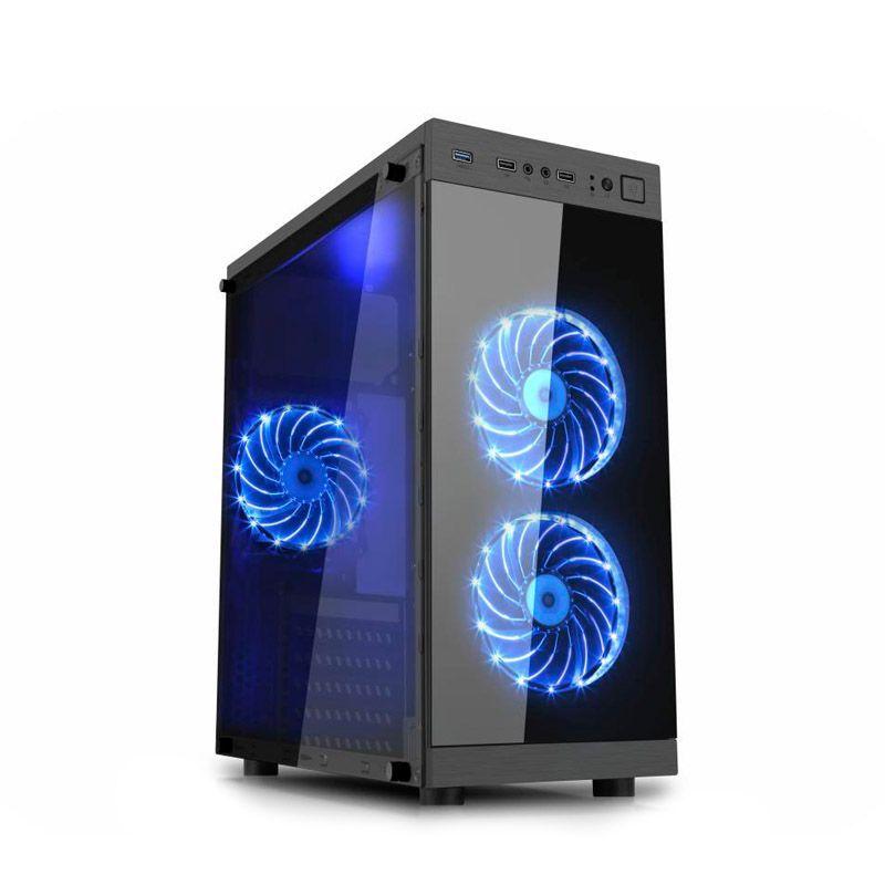 Computador Gamer i3 - Intel Core i3 de 9ª Geração, 8GB, 1TB, GeForce GTX 1050 de 3GB, Fonte 400w Real