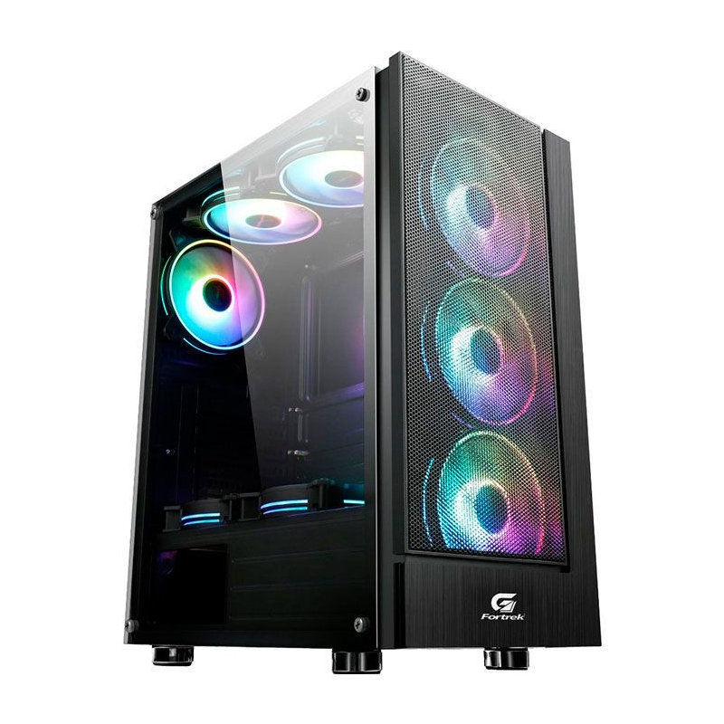 Computador Gamer - Intel Core i5-10400F 10ª Geração, 16GB 3000Mhz, Ssd 480GB, Placa de Vídeo GTX1660 Super 6GB, Fonte 500W Real