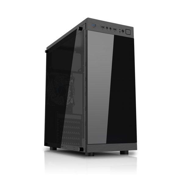 Computador Gamer - Intel Core i5-7400 7° Geração, 8GB DDR4, HD de 1TB, RX560 de 4GB, Fonte 500W Real
