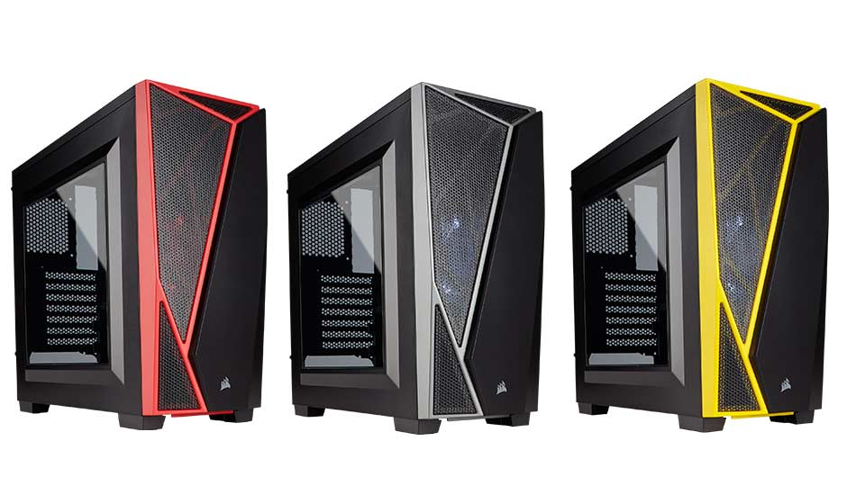 Computador Gamer - Intel Core i5-7400 7° Geração, 8GB DDR4, Placa Mae H110M, HD de 1TB, Placa de Vídeo GTX1060 6GB, Fonte 500W Real *