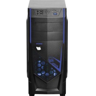 Computador Gamer - Intel Core i5-7600 7° Geração, 8GB DDR4, Placa Mae H110, HD de 2TB, Placa de Vídeo GTX1050 2GB, Fonte 500W Real *