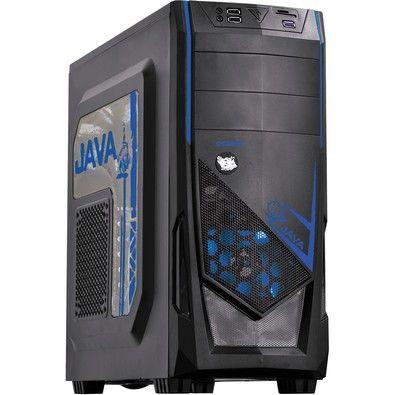 Computador Gamer - Intel Core i5-7600 7° Geração, 8GB DDR4, Placa Mae H110, HD de 2TB, Placa de Vídeo GTX1060 6GB, Fonte 500W Real *