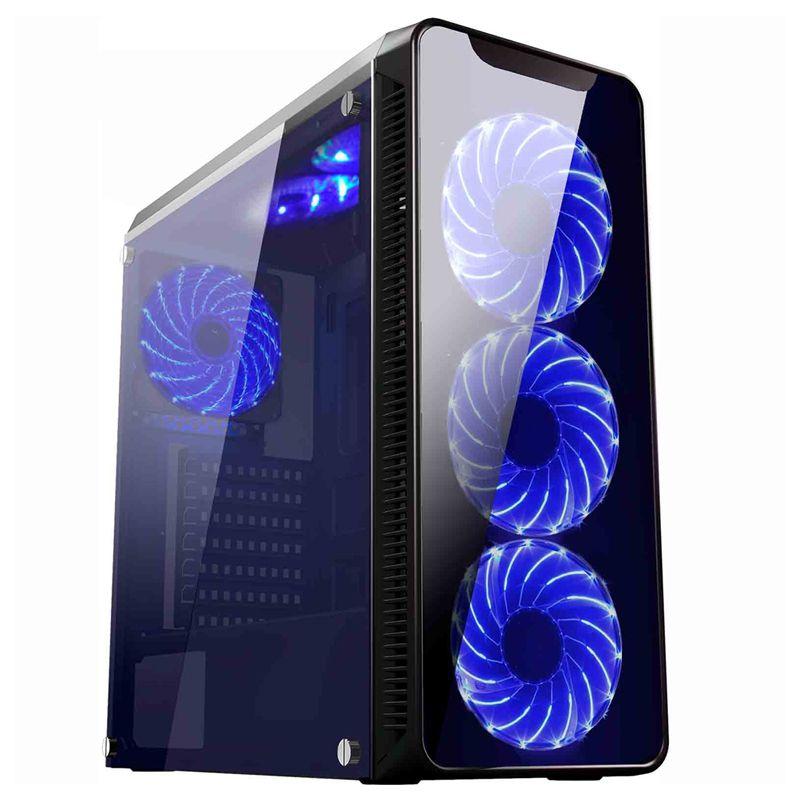 Computador Gamer - Intel Core i5-8400 8ª Geração, 8GB DDR4, HD de 1TB, Placa de Vídeo GTX1050TI 4GB, Fonte 500W Real, Gabinete Corsair