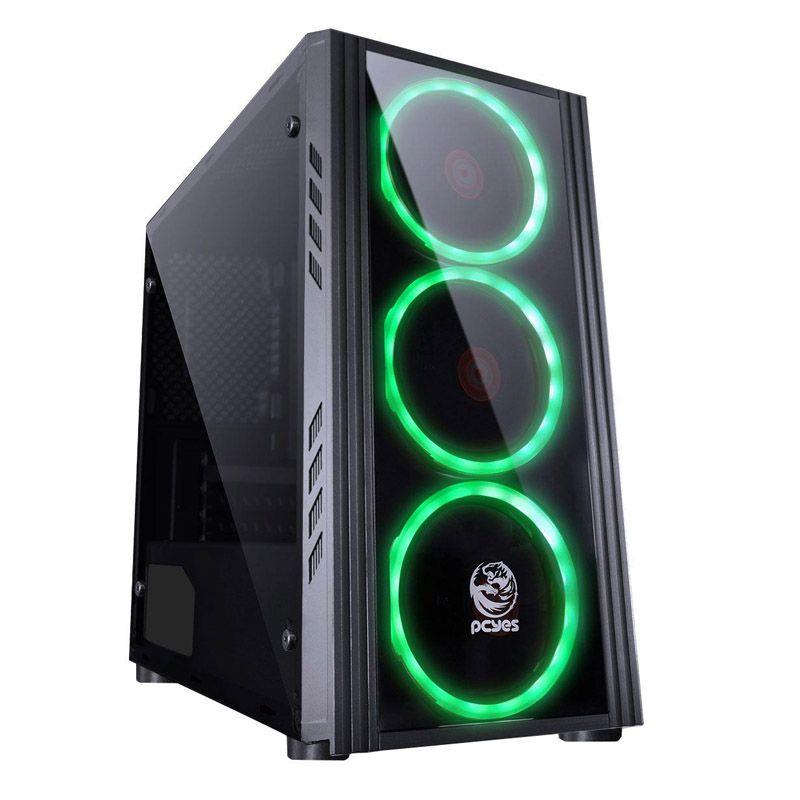Computador Gamer - Intel Core i5 9400F de 9ª Geração, Placa B360, 8GB DDR4, HD de 1TB, Placa de Vídeo RTX2060 6GB, Fonte 600W Real