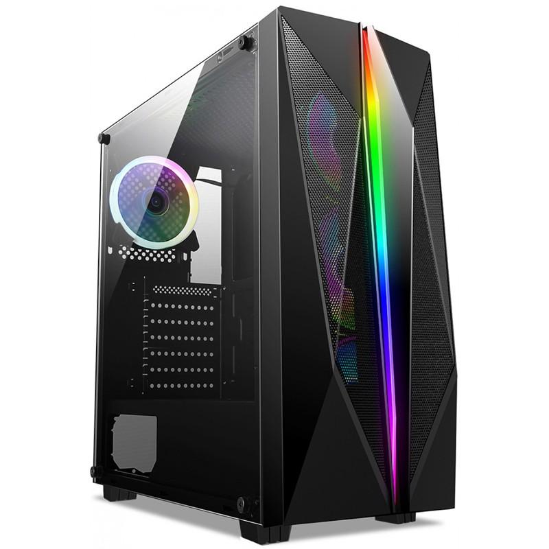 Computador Gamer - Intel Core i7-10700F 10ª Geração, 16GB 3000Mhz, Ssd 480GB, Placa de Vídeo RTX3060 12GB, Fonte 600W Real