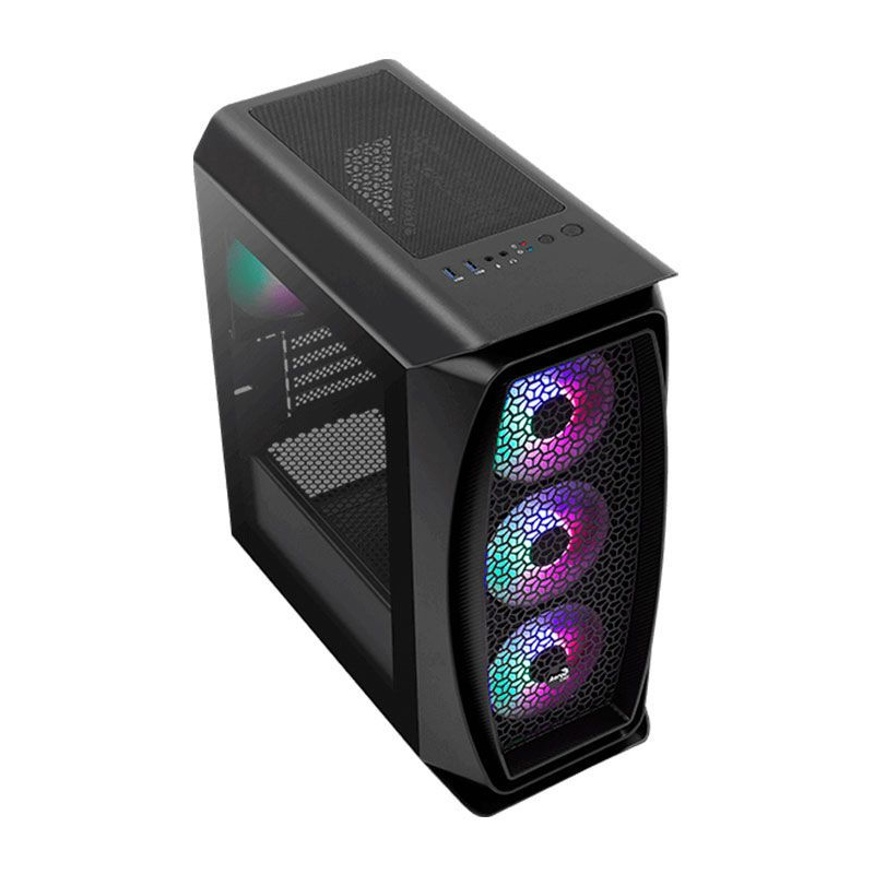 Computador Gamer - Intel Core i7-10700F 10ª Geração, 16GB 3000Mhz, SSD 480GB, Placa de Vídeo RTX3070 8GB, Fonte 650W Real