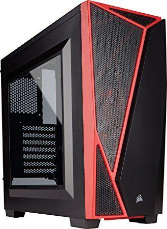 Computador Gamer - Intel Core i7-8700 8º Geração, 8GB DDR4, HD 2TB, Geforce GTX1050TI 4GB, Fonte 500W Real, Gabinete Corsair