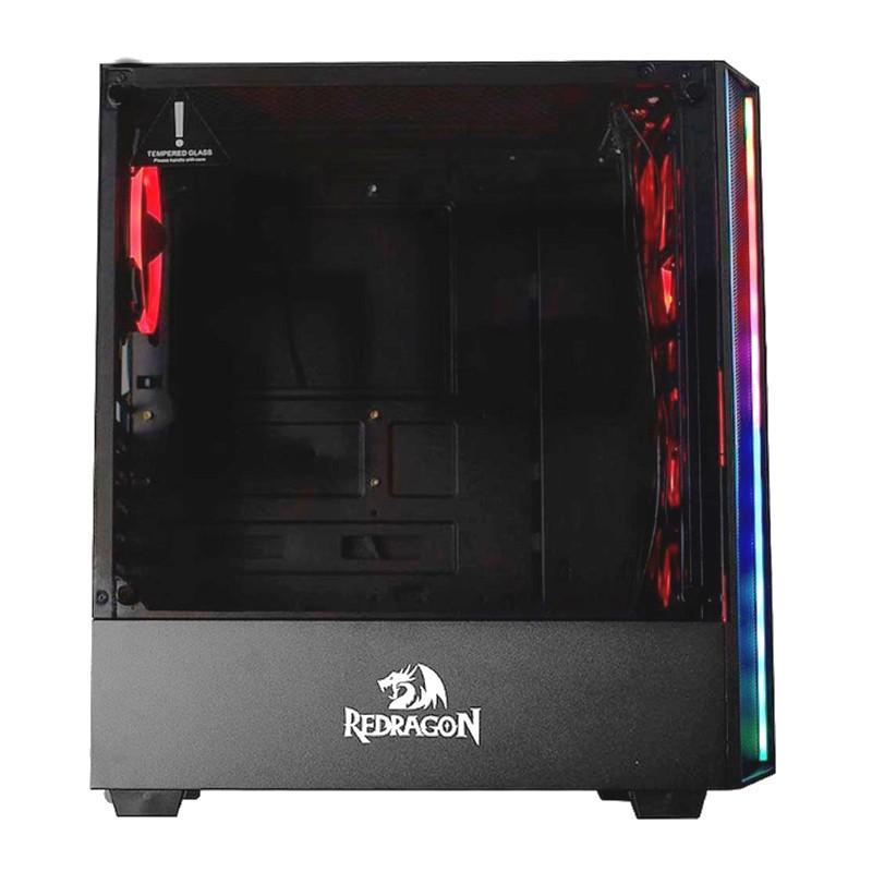 Computador Gamer - Intel Core i9-10900F 10ª Geração, 16GB 3000MHz, SSD 480GB, Placa de Vídeo RTX3060 12GB, Fonte 650W Real