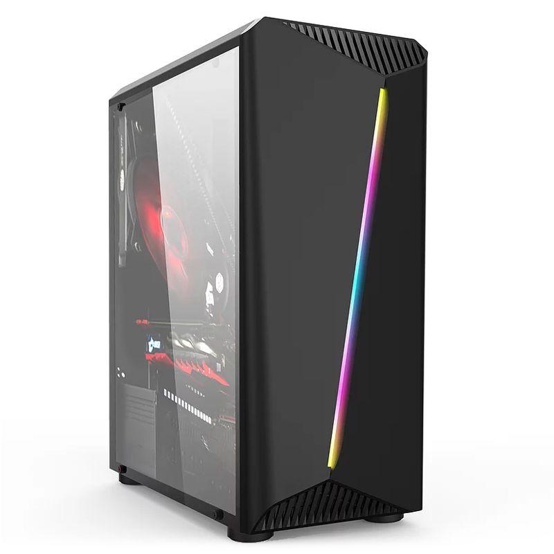 Computador Gamer - Intel Core i9 9900KF, 8GB, HD 1TB, GTX1660Ti 6GB, Fonte 600w