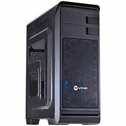 Computador Gamer - Intel Pentium G4560 ( 7º Geração), Memoria DDR4 8GB, HD 1TB, Placa de video 4GB RX550, Fonte 650w
