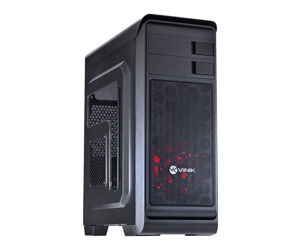 Computador Gamer - Intel Pentium G4560 ( 7º Geração), Memoria DDR4 4GB, HD 1TB, Placa de video GT 1030 de 2GB, Fonte 650w