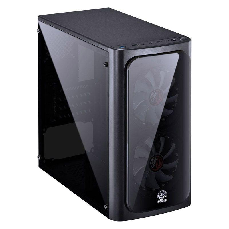 Computador Gamer Pentium - Intel Pentium G5400, 8GB, 1TB, GeForce GTX 1050 de 2GB