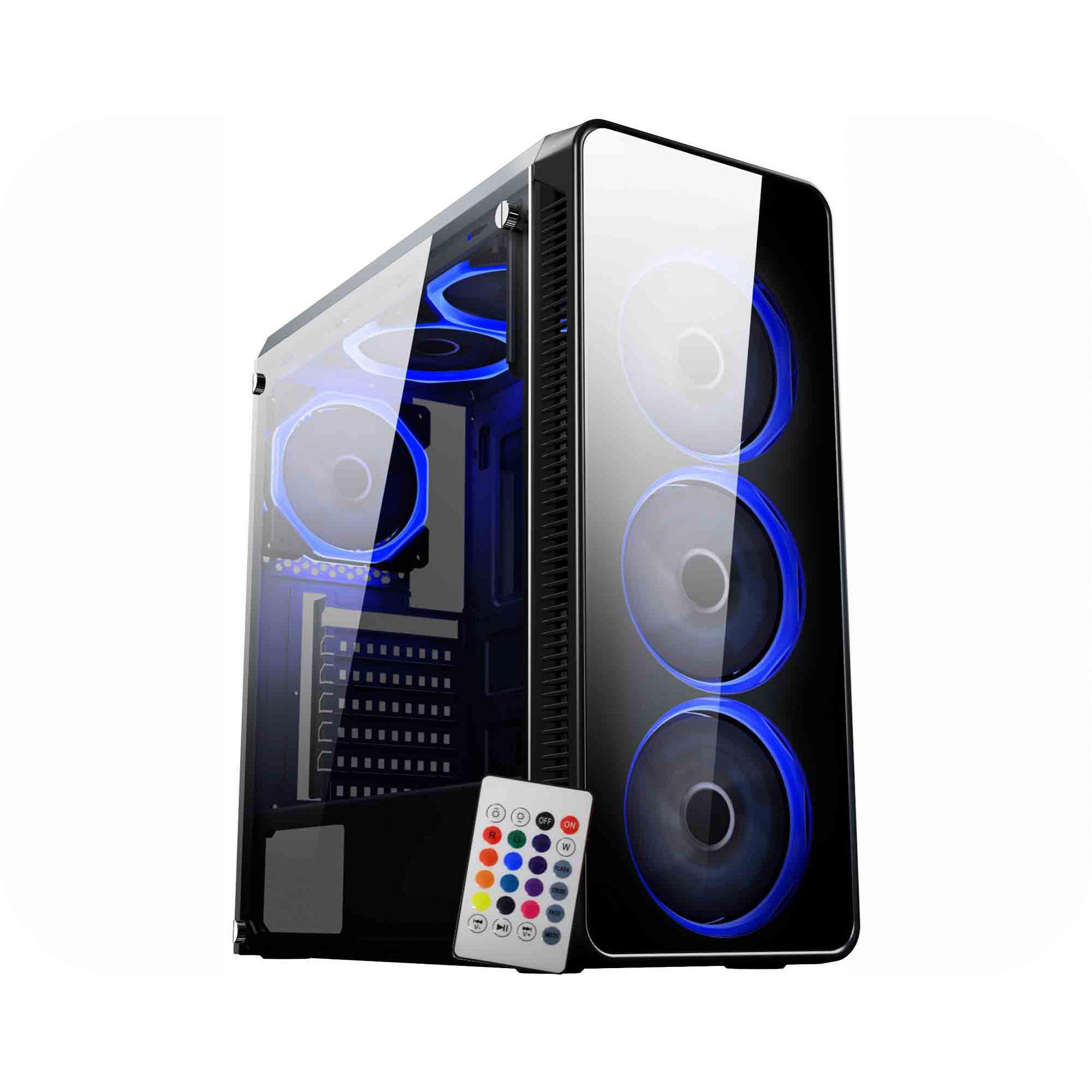 Computador Gamer R5 Monster - Ryzen 5 3600, Memória 8Gb Hyperx, HD 1TB, GTX1660Ti de 6GB, Fonte 500W 80 plus