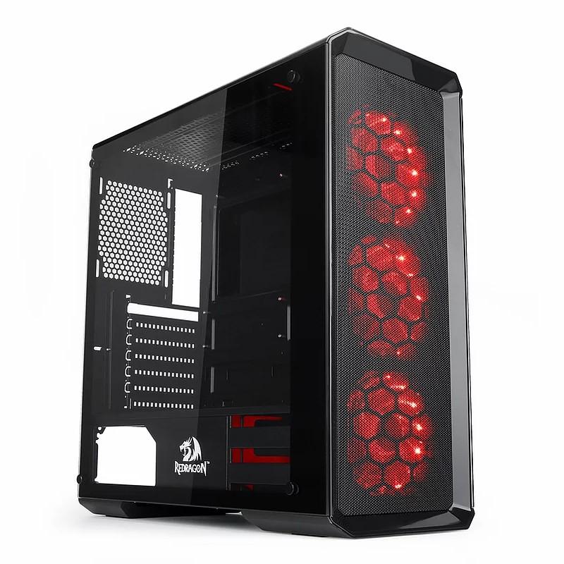 Computador Gamer R7  - Ryzen 7 3700x, Memória 16Gb 3000Mhz, HD 1TB, RTX3070 8GB, Fonte 600W 80 plus