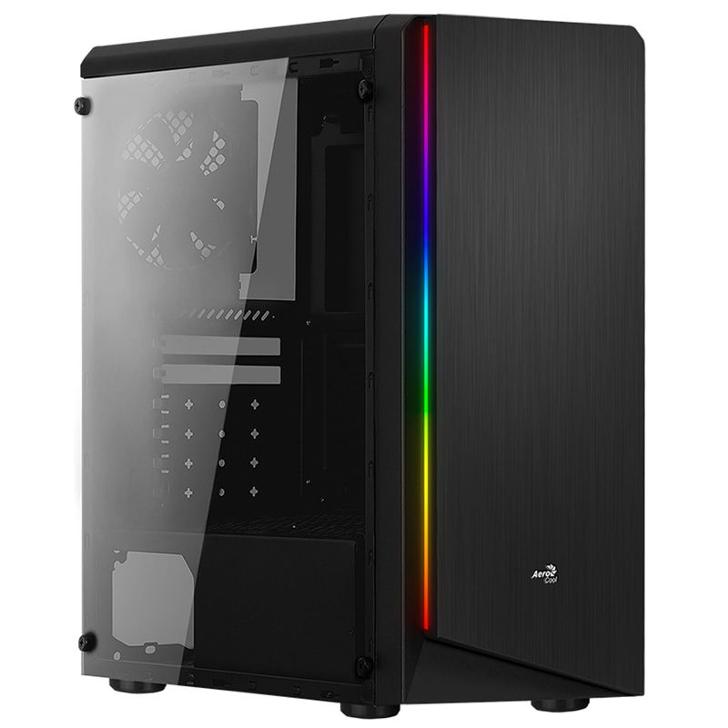 Computador Gamer R7  - Ryzen 7 3800x, Placa B450, Memória 16Gb, HD 1TB, GTX1660 de 6GB, Fonte 600W 80 plus