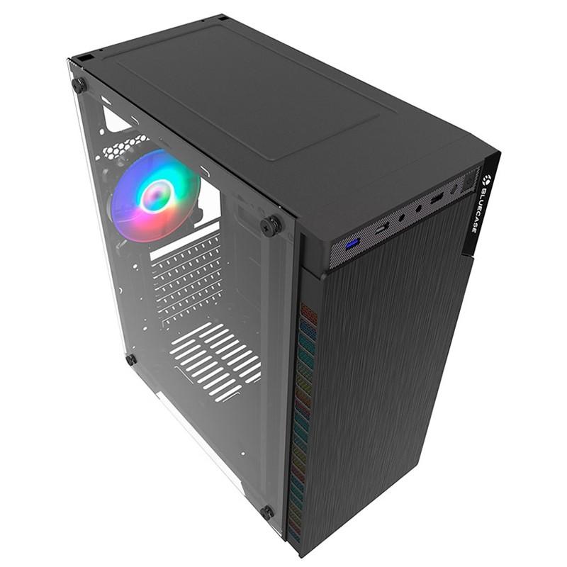 Computador Gamer Ryzen 3 2200G - Memória 8GB DDR4, SSD 240GB, Placa de vídeo Radeon Vega 8