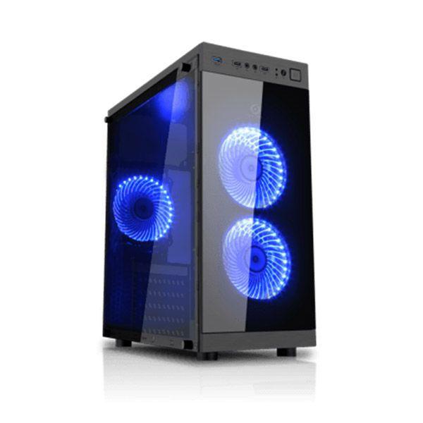 Computador Gamer Ryzen 5 3400G - 1TB, 8GB DDR4, VGA GTX 1050TI 4GB, Fonte 500w