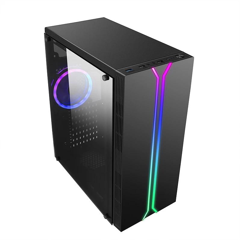 Computador Gamer Ryzen 5 2400G, Memória 8GB DDR4, HD 1Tb, Radeon Vega 11