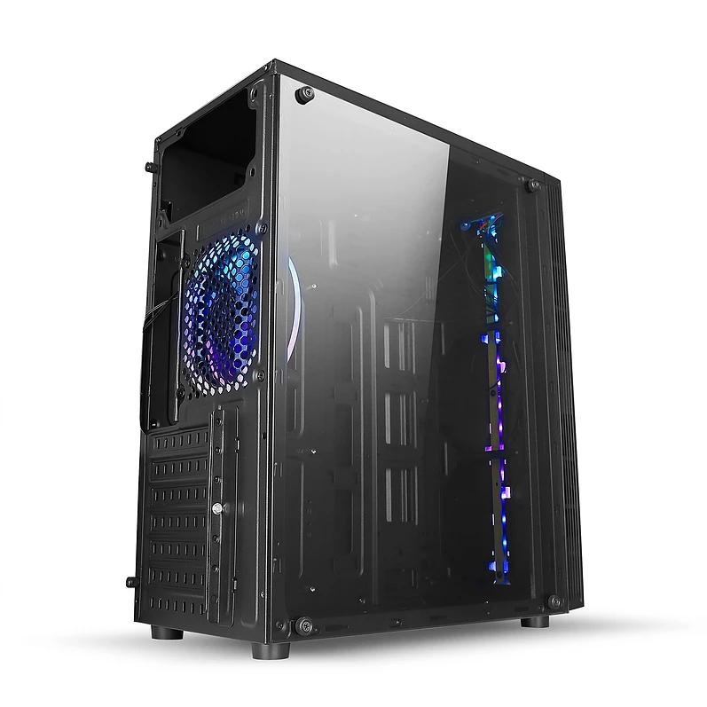 Computador Gamer Ryzen 5 2400G, Memória 8GB DDR4, SSD 480GB, Radeon Vega 11