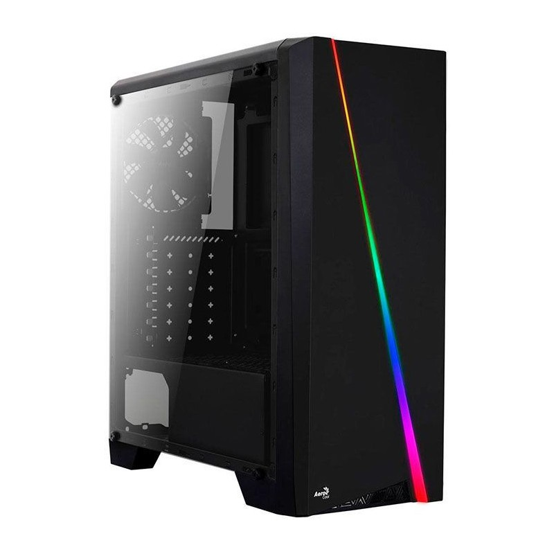 Computador Gamer Ryzen 5 2600 (6-Cores 12-Threads), 8GB DDR4, HD 1TB, Radeon RX5500 XT 4GB, Fonte 500w
