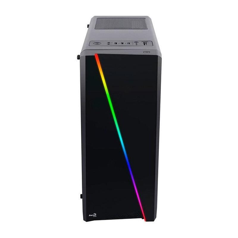 Computador Gamer Ryzen 5 2600 (6-Cores 12-Threads), 8GB DDR4, Hd 1TB,  Radeon RX570 4GB, Fonte 500w