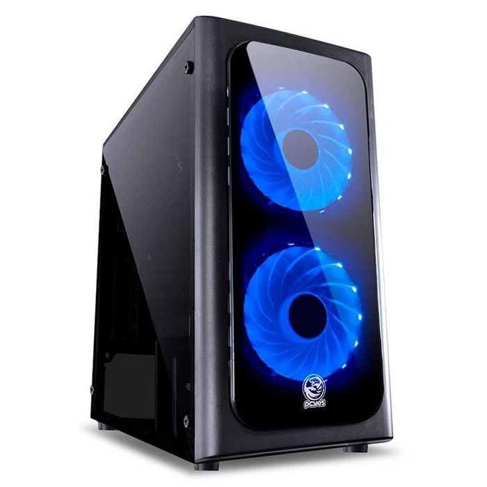 Computador Gamer Ryzen 5 3400G - Memória 16GB, SSD 240GB, Radeon Vega 11