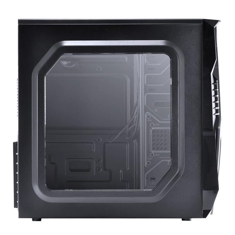 Computador Gamer Ryzen 5 3400G - Memória 16GB, SSD 240GB, Radeon Vega 11, Fonte 300w