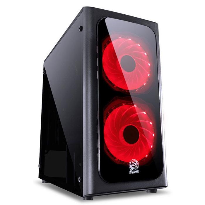 Computador Gamer Ryzen 5 3400G - SSD 240GB, Memória 8GB, Radeon Vega 11